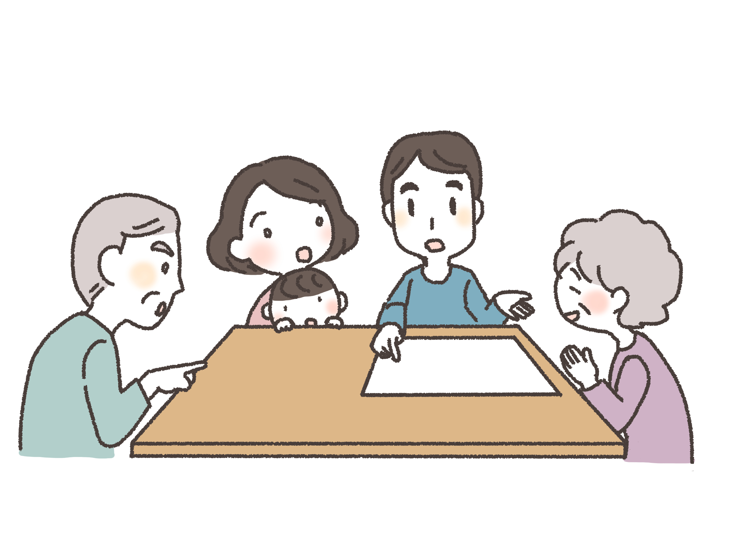 花沢事務所_遺産分割協議